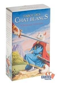 Tarot des Chats Blancs - le jeu
