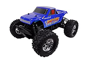 Amewi 22091-Monster Truck Raptor S 4WD M, 1: 82.4GHz, Brushless , Modelos/colores Surtidos, 1 Unidad