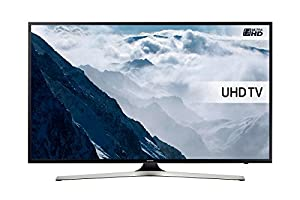 Samsung UE40KU6020 40 Inch Ultra HD 4K Led Smart TV UHD