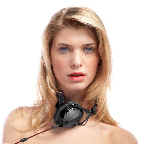V-MODA Crossfade M-100 Over-Ear Kopfhörer Shadow - 8