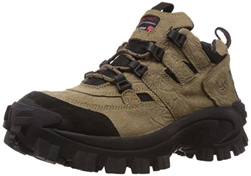 #2. Woodland Leather Boots for Hiking and Trekking