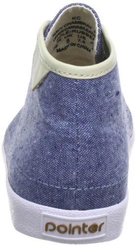 Pointer KC I014755 Damen Schnürhalbschuhe Blau (Navy Chambray E970)