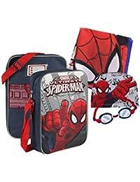 Spiderman Conjunto Spiderman Rojo / Azul
