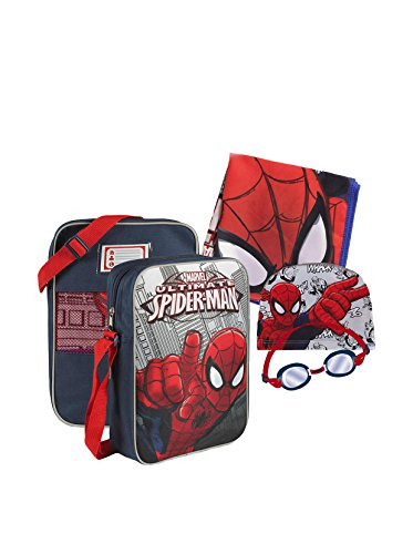 sac-dos-pour-piscine-spiderman-4-pices