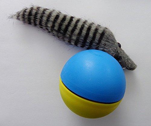 Wieselball Wiesel Ball Weazelball Hundespielzeug Spielzeug Hund Katzenspielzeug