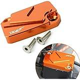 Motocicleta Tapa del Depósito del Líquido de Frenos Delantero para Duke 125 200 390