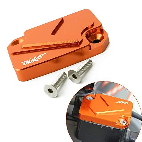 Tapa del Depósito del Líquido de Frenos Delantero para K T M Duke 125 200 390 / RC125 200 RC390 / 690 Duke R / 690 LC4 Supermoto LC4 Enduro / 690 SMC SMC-R