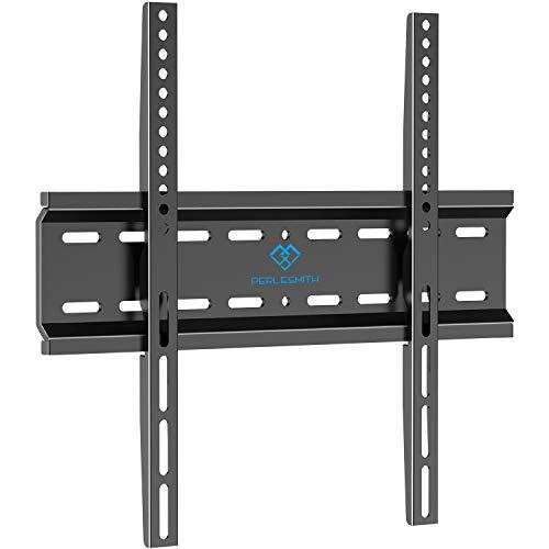 Soporte TV de Pared para la Mayoría de los Televisores LED, LCD, OLED, Plasma Plana y Curvada de 26-47...