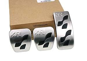 original volkswagen vw ersatzteile r line r32 pedalkappen. Black Bedroom Furniture Sets. Home Design Ideas