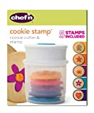 Chefn Cookie Biscuit Cutter and Shaped Stamps 15664194