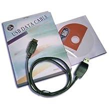Siemens Cable de datos USB y software de/CD controlador: A57, A60, A62, A65, AX72, AX75, C55, C60, C62, CF62, C65, C72, C75, CF75, CFX65, CL75, CX70, CX70 Emoty, CX75, CF110, M55, M65, M75, MC60, telecentro 62, S55, S65, SK65, SL55, SL65, SP65, SL75, SF65, S75, ME75, CF75