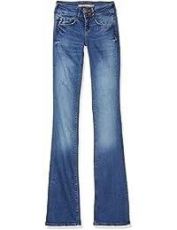 GUESS W64a16d2cm0, Pantalones para Mujer