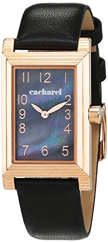 cacharel-womens-quartz-watch-cld-007-2aa-with-leather-strap