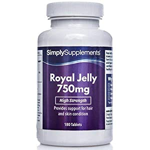 Gelée Royale 750mg – 180 Tabletten – SimplySupplements