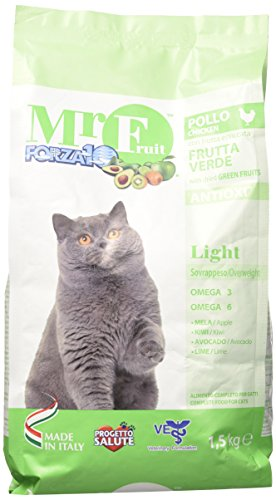 Forza10 F10 Mr Fruit Gatto Light kg 1,5 Verde