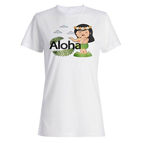 Oasis-Aloha-Palmeras-camiseta-de-las-mujeres-p142f