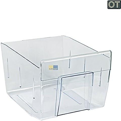 AEG Electrolux cajón, verduras compartimento, verduras Carcasa Transparente para frigorífico, nevera y congelador Combinación–224713924/5,