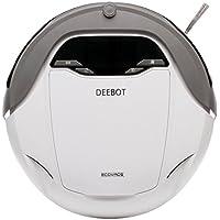 Ecovacs D63S Bolsa para el polvo 0.31L Gris, Color blanco aspiradora robotizada - Aspiradoras