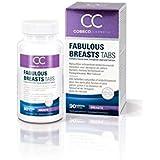 Fabulous breasts tabs potenciador del busto