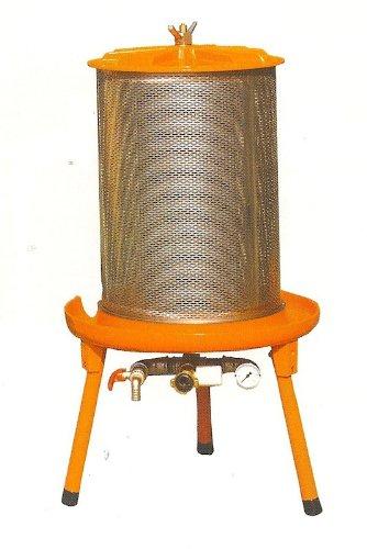 Speidel Obstpresse 40L, hydraulisch