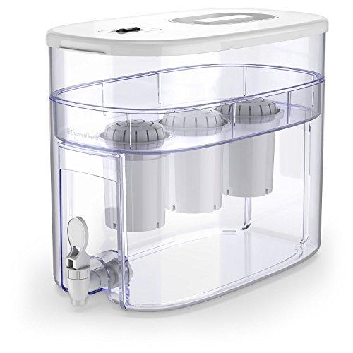 pH RECHARGE - Sistema depurador e ionizador de mesa - Con filtro...