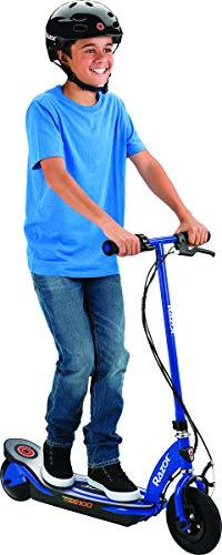 Razor Powercore E100 Patinete eléctrico, Juventud Unisex, Azul