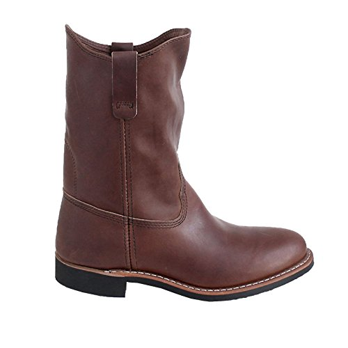 Red Wing Womens Pecos 3468 Leather Boots