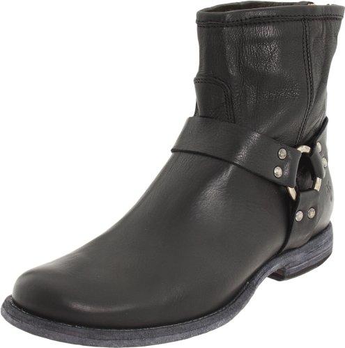 frye-philip-harness-scarpe-da-donna-colore-nero-blk-taglia-39-eu-8-us-