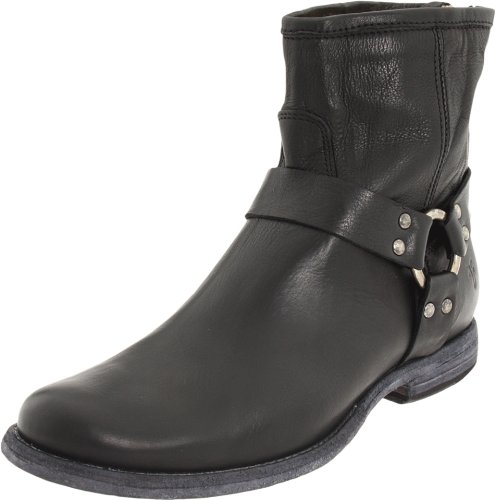 frye-philip-harness-damen-stiefel-schwarz-38-eu