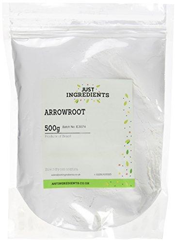 JustIngredients Premier Arrowroot 500 g