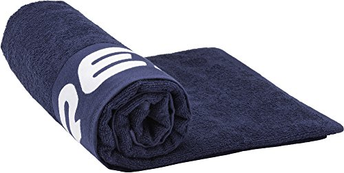 CRESSI Telo Mare Piscina, Asciugamano in Cotone per Palestra, Spiaggia, Blu, L