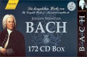 Bach:Complete Works Of