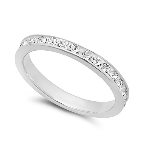 solid-sterling-silver-simulated-diamond-clear-cz-3mm-eternity-band-size-7