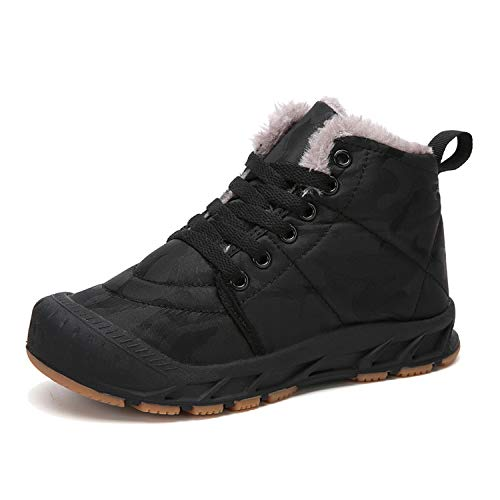 Pyjacos Kids Snow Boots Winter Shoes