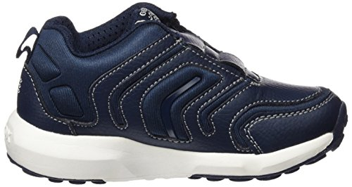 Geox Jungen J Asteroid Boy B Low-Top Blau (Navyc4002)