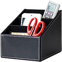 Bureau En Cuir PU Organiseur De Homeself 7 Compartiments Rangement Multifonction Papeterie