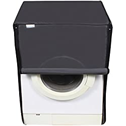 Dream Care Dark Gray Waterproof & Dustproof Washing Machine Cover For Front Load Bosch Wak24268In Serie 4 7 Kg Washing Machine