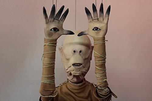 Marioneta Hombre Palido títere marionette puppet