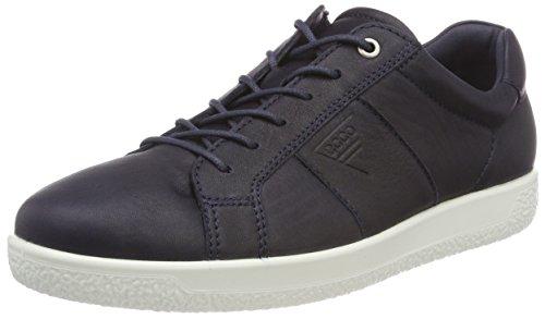 ECCO Herren Soft 1 Men's Sneaker, Blau (Marine 1038), 43 EU -