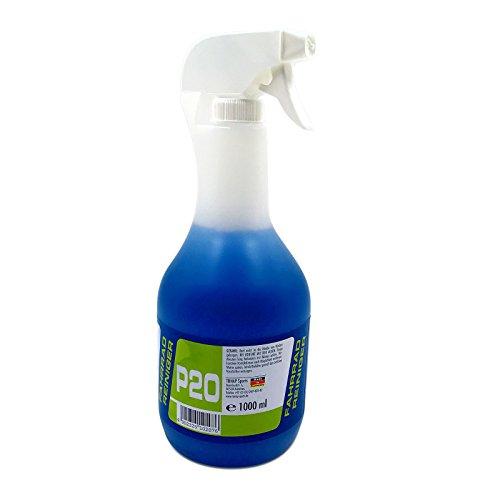 TUNAP SPORTS Intensiv Fahrrad Reiniger Spray | Bike Wash beseitigt Schmutz. Pflege und Wartung für MTB, Rennrad, etc - auch für Carbon Rahmen und Teile - einzeln P20 (altes Design) 1.000 ml bis 2016