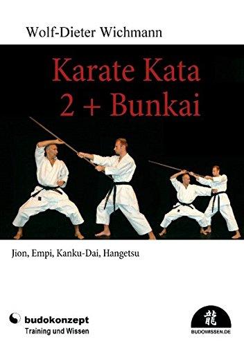 Karate Kata 2 + Bunkai: Jion, Empi, Kanku-Dai, Hangetsu