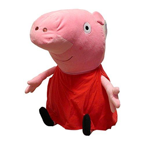 Peppa Pig groß Plüsch - 61 cm