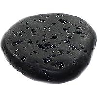 budawi® - Handschmeichler Lavagstein flach, 40 x 35 mm Freeform Scheibenstein Lava Daumenstein preisvergleich bei billige-tabletten.eu