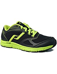 the best attitude d8d07 5a034 PRO TOUCH Run Chaussures de oz Pro V Jr – Gris Jaune Fluo