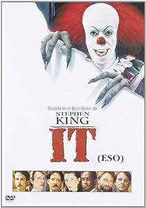 primeros puestos google: It (Eso) (Stephen King) [DVD]