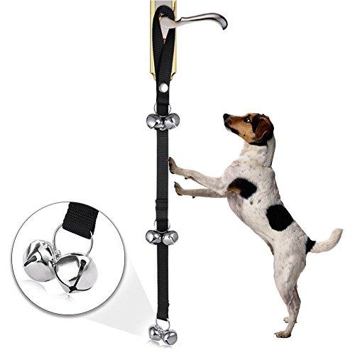shineblue Türklingel für Hunde Hund Töpfchen Bell WC-Training & die Stubenreinheit