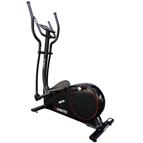 414AgOniJbL. SS500  - Viavito Sina Elliptical Cross Trainer - Black