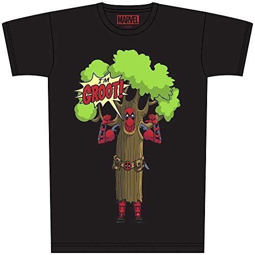 2d83928e09ae9f Deadpool apparel the best Amazon price in SaveMoney.es