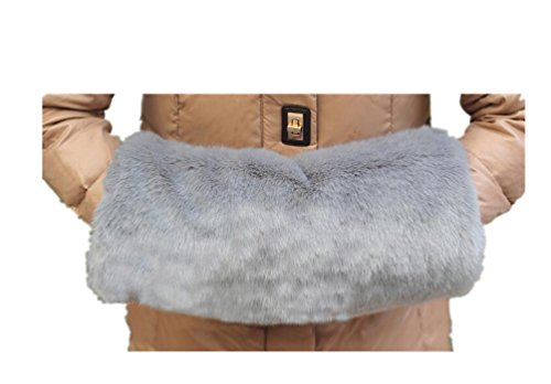 Withered-Arm Warmer Damen Armwärmer Gr. One size, grau