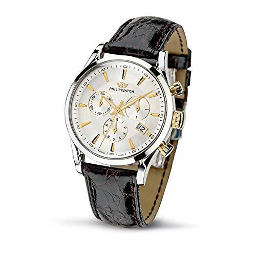 Philip Watch Orologio da uomo, Collezione Sunray...